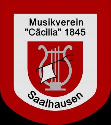 """Musikverein """"Cäcilia"""" 1845 Saalhausen"""
