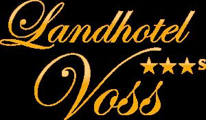 """Logo """"Landhotel Voss"""""""