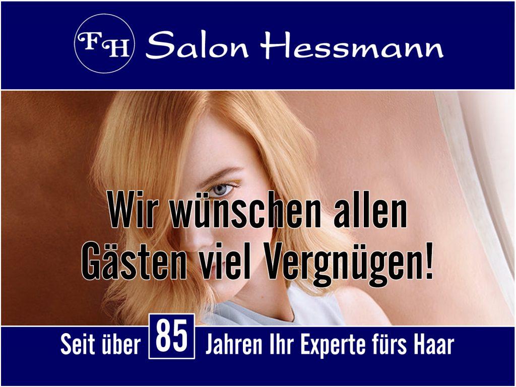 "Logo ""Salon Hessmann"""