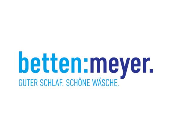 """Logo """"Betten Meyer"""""""