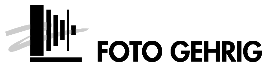 "Logo ""Foto Gehrig"""