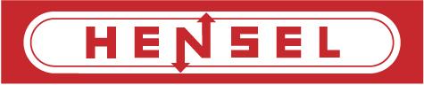 """Logo """"Hensel"""""""