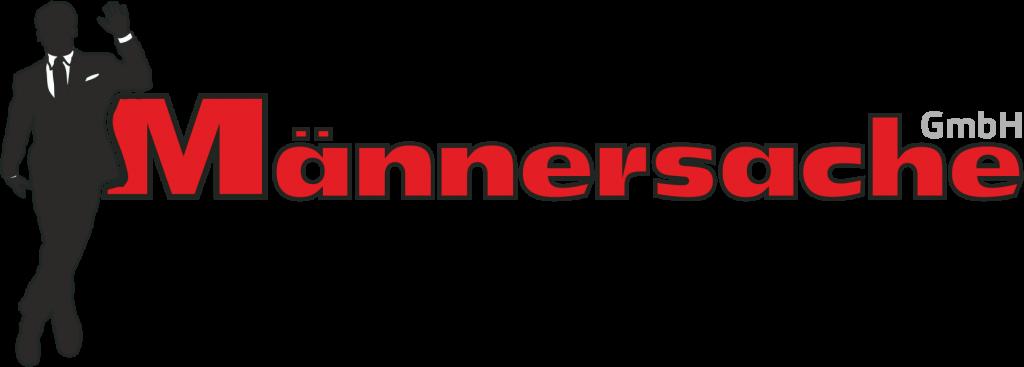"""Logo """"Männersache"""""""